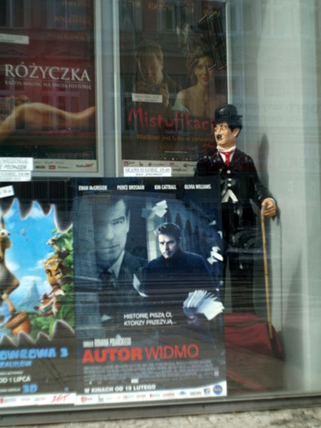Szczecin. Najstarsze czynne kino na świecie