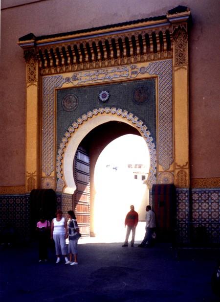 Fez. Medyna największa i najpiekniejsza