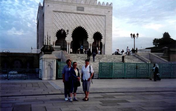 Rabat. Stolica jak się patrzy