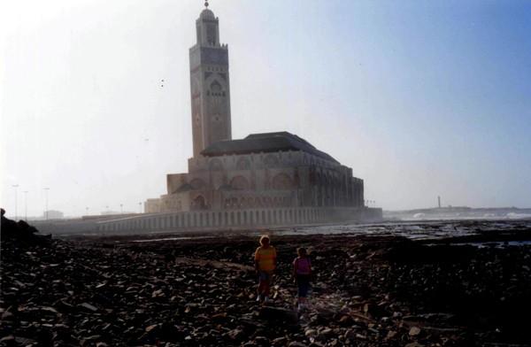 Casablanca. Legendarny biały dom