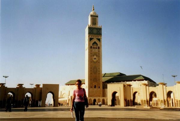 Casablanca Legendarny biały dom