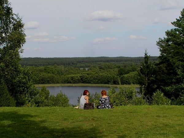Auksztocki Park Narodowy. Tak jak o Litwie wieszcze pisali
