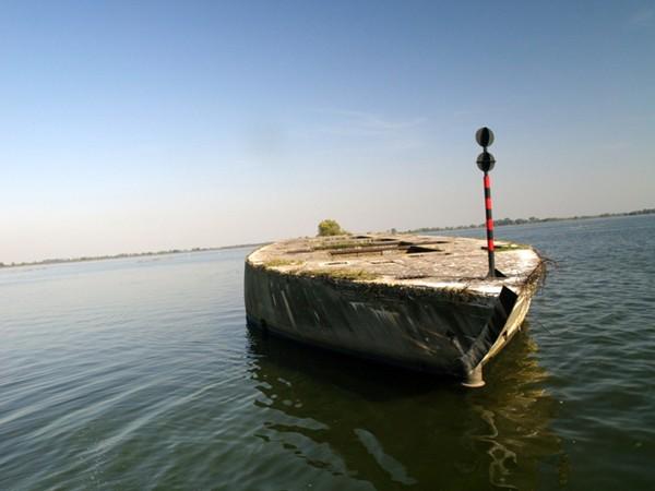Szczecin. Transportowiec z betonu