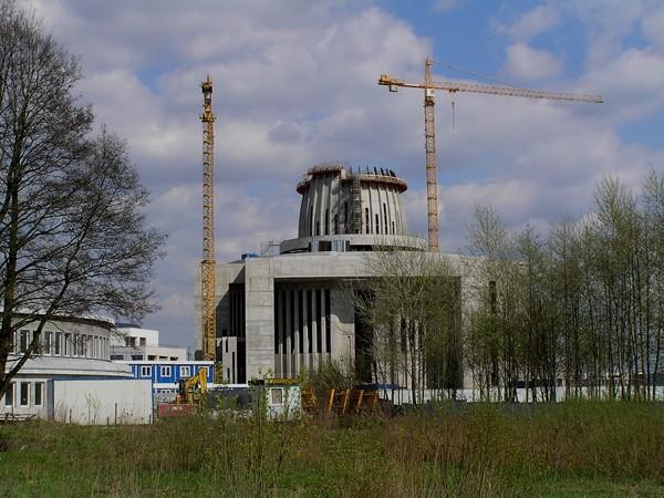 Warszawa W katakumbach Opatrzności Bożej