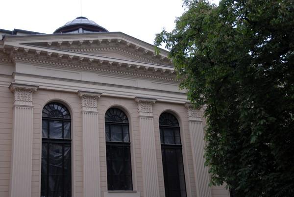 Wrocław Synagoga Pod Białym Bocianem