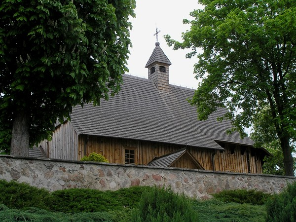 Boguszyce Kościółek nad Rawką