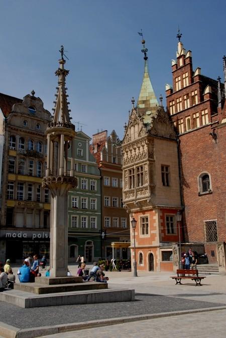 Wrocław. Rozmyślania na rynku