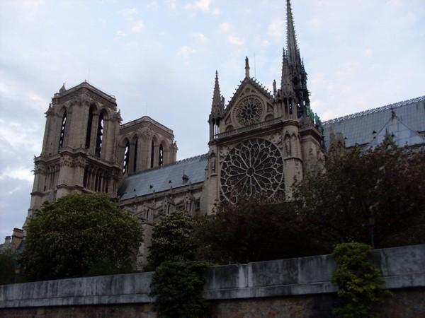 Paryż. Statkiem po Sekwanie