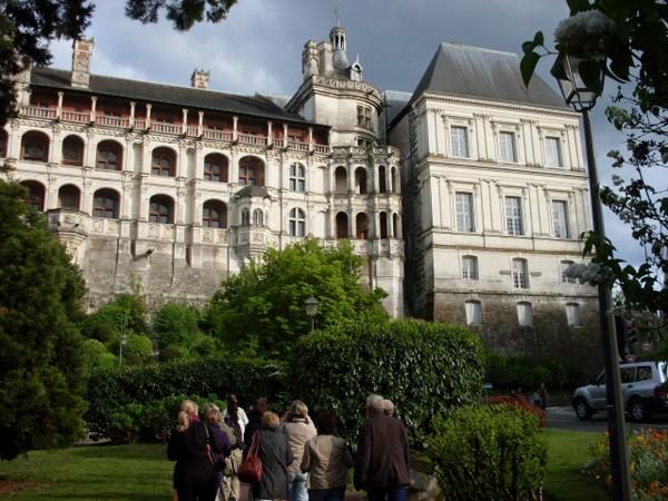 Blois Intrygi w zamku nad Loarą
