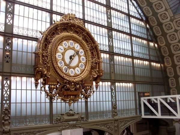 Paryż Na dworcu, czyli w Muzeum Orsay