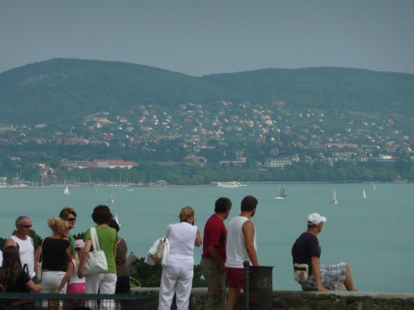 Balaton Rowerem wokół jeziora