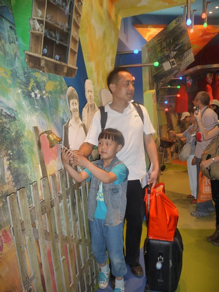 Szanghaj. Muzealnicy na EXPO!
