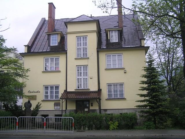 Zakopane. Muzeum Makuszyńskiego