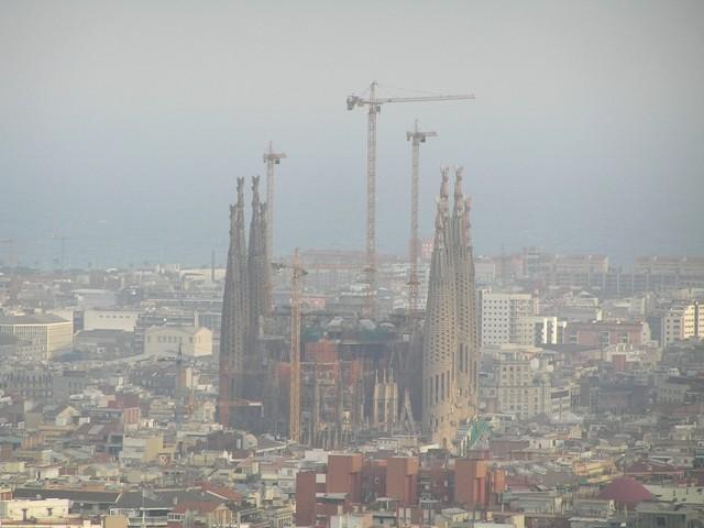Barcelona. Sagrada Familia: czy mi się podoba?