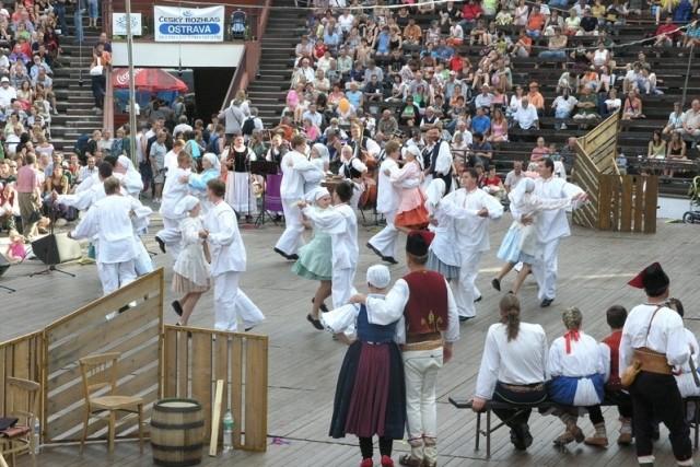 Starážnice. Taniec na liście UNESCO