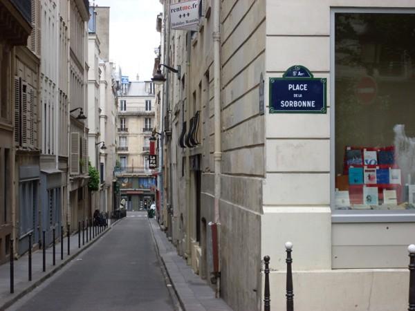 Paryż. Dzielnica Łacińska: wokół Sorbony