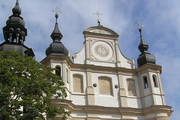 Wilno Kościelne muzeum w kościele
