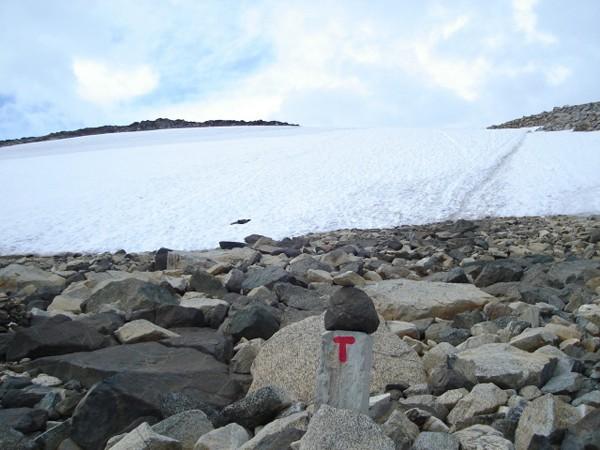 Galdhøpiggen. Niedokończony szlak…