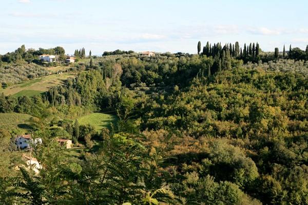 San Miniato. Zapamiętałem smaki Toskanii