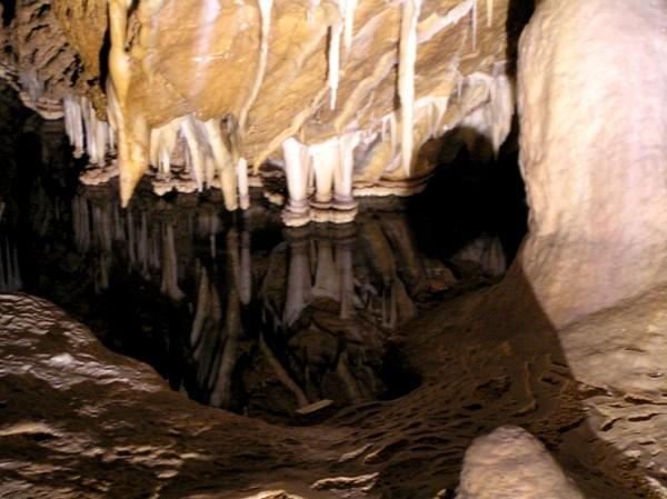 Kletno Kości w Jaskini Niedźwiedziej