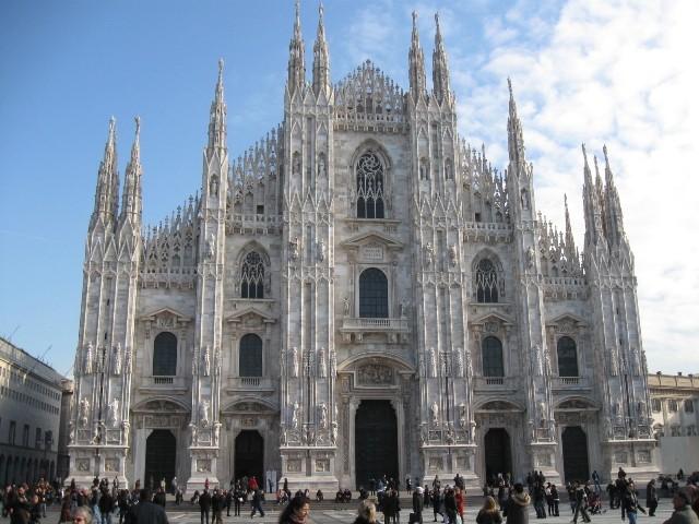Mediolan Ciao Milano! Zobaczyć jak najwięcej