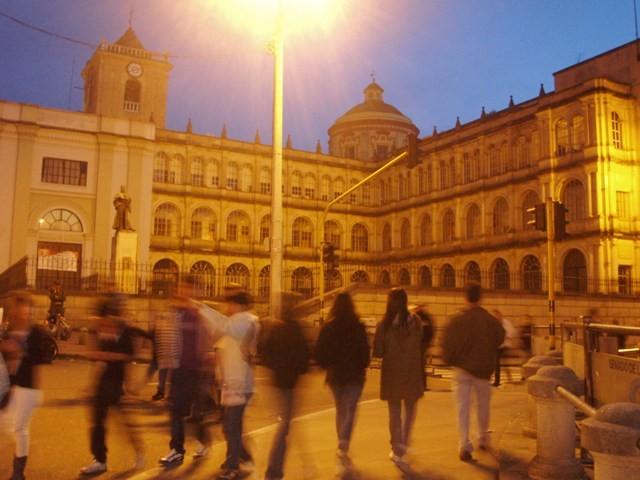 Bogota. Rumba to znaczy zabawa