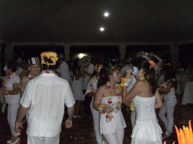 Villavicencio. Na kolumbijskim weselu