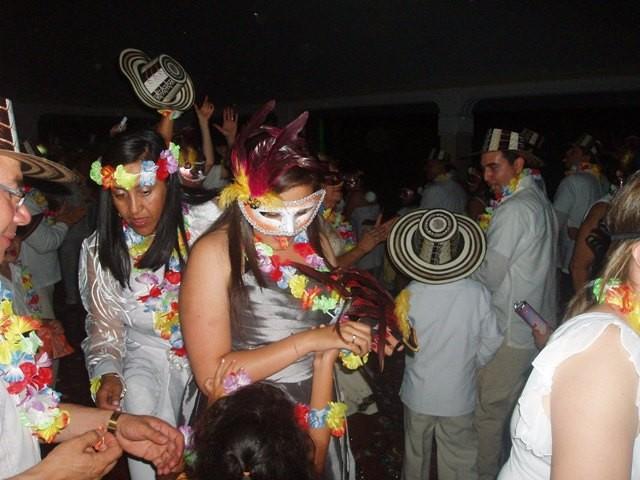 Villavicencio Na kolumbijskim weselu