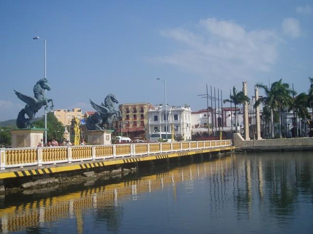 Cartagena. Kolumbia to pasja