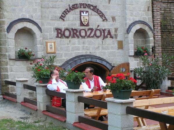 Eger Piwniczki w dolinie Szépasszony