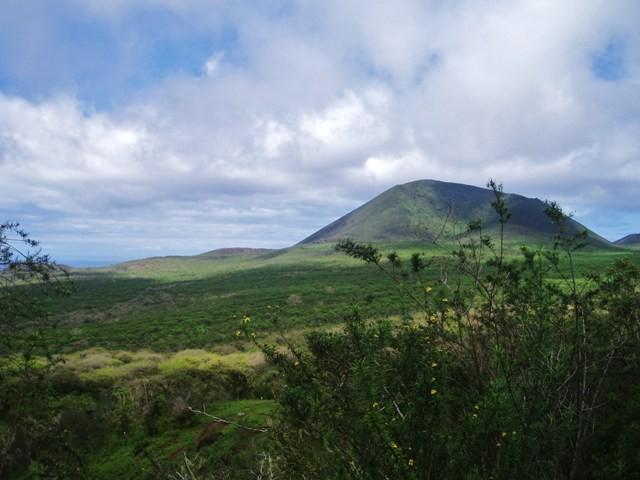 Galapagos. Floreana, przez rozszalałą wodę