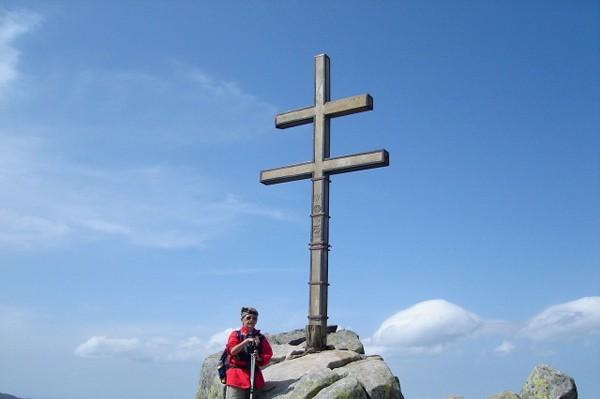 Dziumbir. Najwyższy szczyt w Niżnych Tatrach