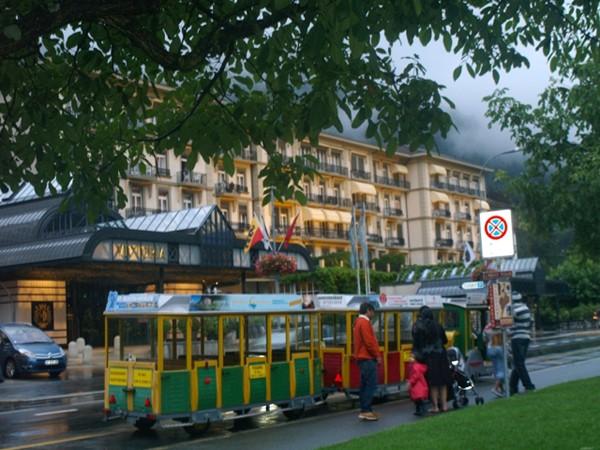 Interlaken Szwajcaria ? jaka jest?