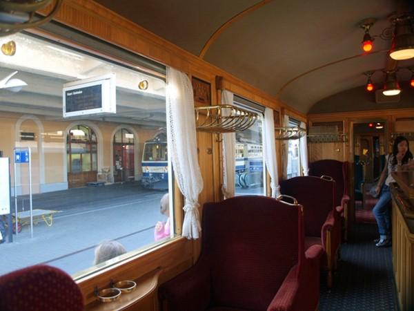 Montreux Czekoladowy pociąg przez krainę sera