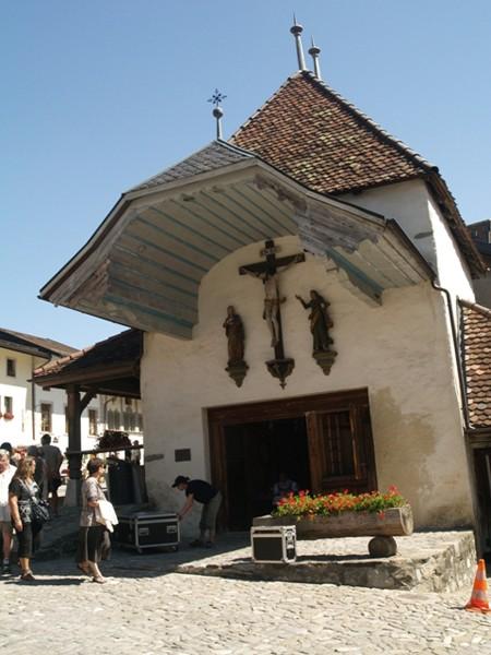 Gruyère. Słynąca serem najpiękniejsza wieś
