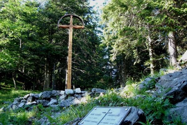 Ostredok. Cmentarz ofiar gór na Stodolkach