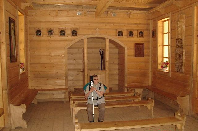 Wiktorówki. Sanktuarium Królowej Tatr