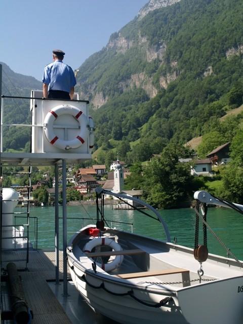 Lucerna. Jezioro Czterech Kantonów