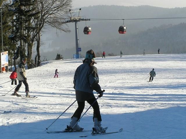 Krynica Nowości narciarskie na Jaworzynie