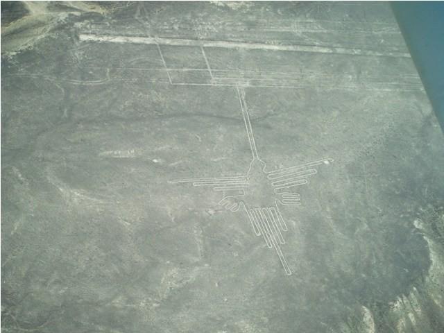 Nazca. Tajemnicze indiańskie rysunki