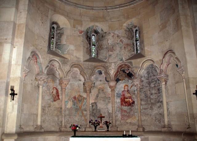 Alba Julia. Dwie religie, dwie katedry