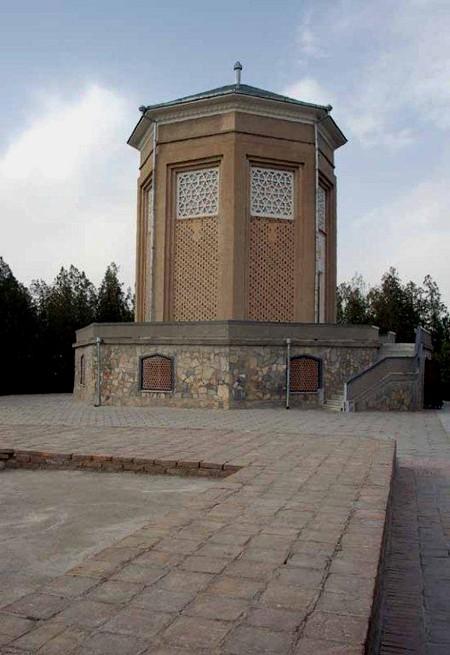 Samarkanda. W obserwatorium Uług Bega