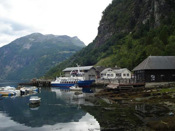 Geiranger. Nad fiord Drogą Orłów