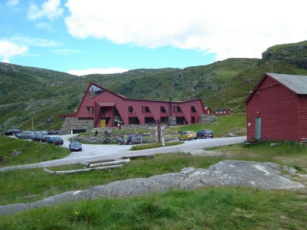 Turtagrø Hotel z górską tradycją