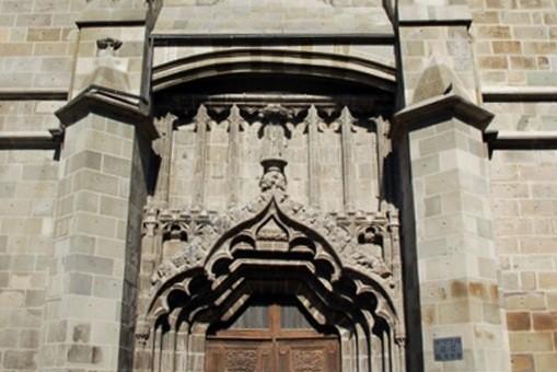 Braşov We wnętrzu Czarnego Kościoła