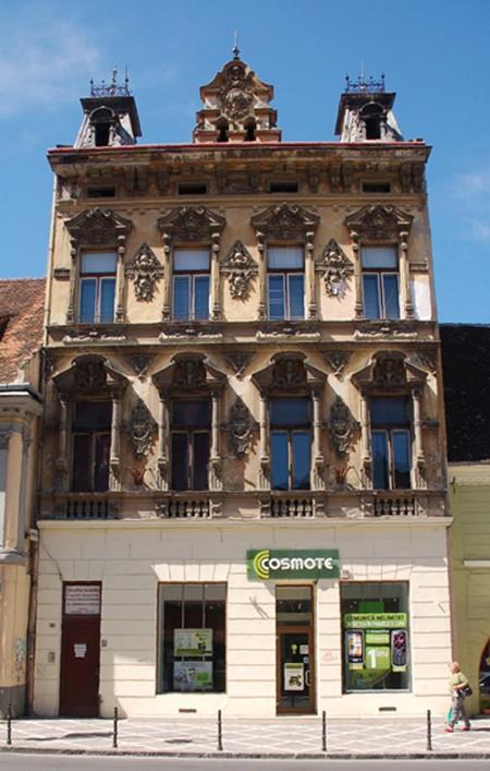 Braşov. Wokół staromiejskiego rynku