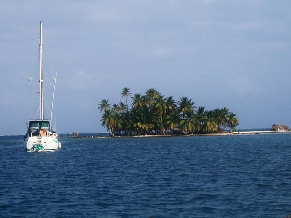 San Blas Raj u brzegów Panamy