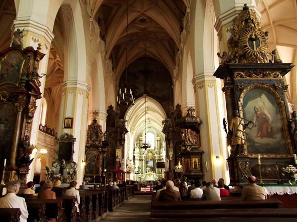 Żagań Dziedzictwo braci augustianów