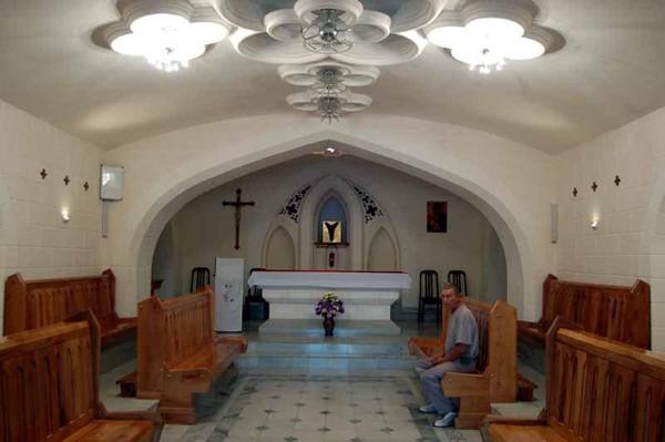 Taszkent. Kościół zwany polskim