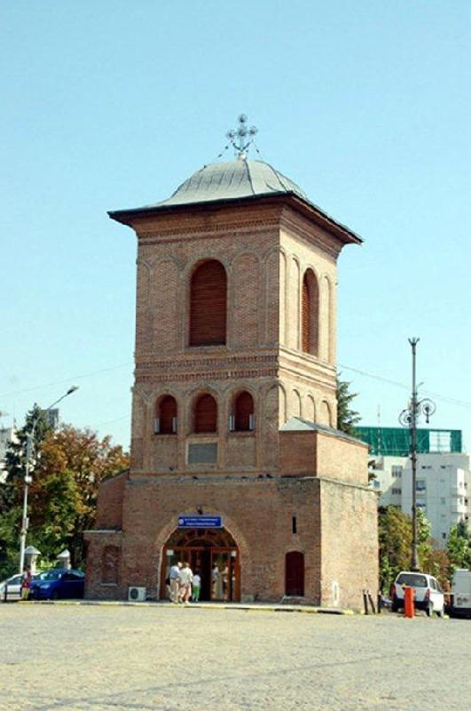 Bukareszt. Cerkiewki ukryte wśród bloków
